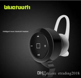 New Arrival Headphones Wireless Australia - Mini Wireless Bluetooth 4.0 Headset Stereo Earphone Headphone For iPhone Samsung 2018 NEW ARRIVAL