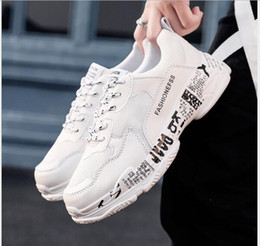 $enCountryForm.capitalKeyWord Australia - Summer 2019 new breathable small white leisure sports daddy shoes Korean version of fashion mesh panels shoes wof123