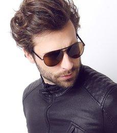 $enCountryForm.capitalKeyWord Australia - Classic Driving Eyewear Men Vintage Sunglasses Fashion Men's Exquisite Polarized Sunglasses