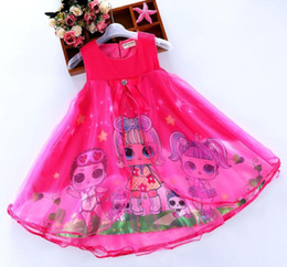 789b55f2258 Flora kids dresses online shopping - kids Surprise dress Cosplay Costume  Girl s Lovely Princess Dress