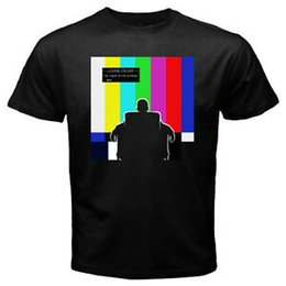 $enCountryForm.capitalKeyWord Australia - New Living Colour Band The Chair in the Doorway Men's BlaNew T-Shirt Size S-3XL
