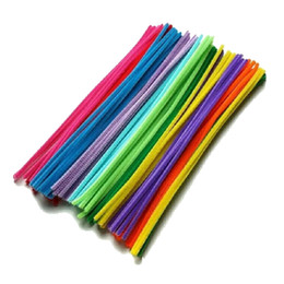 $enCountryForm.capitalKeyWord UK - DIY Craft Supplies CCINEE 30cm Chenille Stems Pipe Cleaners Kids Plush Educational Toy Colorful Pipe Cleaner Toys DIY Craft Supplies