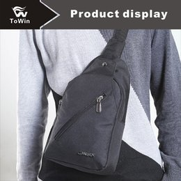 $enCountryForm.capitalKeyWord NZ - 2019 Classic Single Shoulder Bag Fashionable Outdoor Activities Travel Walking Practical Portable Chest Bag Canvas Material Fanny Pack Black