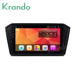 "$enCountryForm.capitalKeyWord Australia - Krando Android 8.1 10.1"" Big Screen Full touch car dvd Multimedia system audio player for VW PASSAT 2015+ navigation player gps wifi"