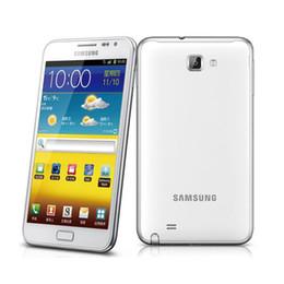 Téléphone d'origine Samsung Galaxy Note I9220 N7000 5,3 pouces Dual Core 1 Go de RAM 16RM ROM 8MP 3G débloqué Android remis à neuf en Solde
