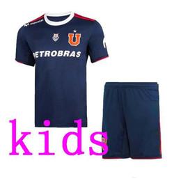 2c3dfc478 kids kit new 2019 2020 University of Chile Catholic University kids Soccer  Jersey 19 20 colo colo Jerseys university football shirts Jersey