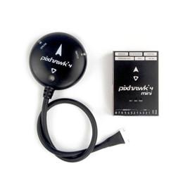 Carbon Fiber Controller Australia - Holybro Pixhawk 4 Mini Combo (w  NEO-M8N GPS, PM06 V2) Flight Controller Fit In 250mm Racing Drone
