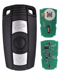 KYDZ Substituição Remoto Chave Fob 315LP / 433 MHZ / 315 MHZ / 868 MHZ para BMW 5 Série CAS3 chave do carro 525 528 530 550 545 550 06-11 venda por atacado