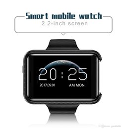 """G Smart Watches Australia - Resemble supersized DM98S smart watches 2.2 """"3 g android bluetooth watch video download GPS navigation application"""