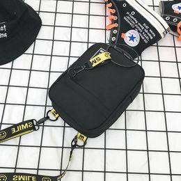 $enCountryForm.capitalKeyWord Australia - Angel2019 Hip-hop Street Work Clothes Tide Brand Single Shoulder Satchel