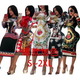Y133 European Women and American Women all'ingrosso Mandy Cross-Border Specialized Poker Face Dresses per Amazon Independent Station in Offerta