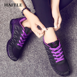 women woven shoes Australia - Hot Sale Sport shoes woman Running shoes for Outdoor Flying weaving Four seasons Sneakers women WalkingTrainers breathable Light