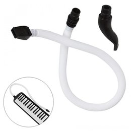 key melodica UK - Flexible Tube Mouth Organ Pianica Mouthpiece Recorder Woodwind Musical Instrument Accessories for 32   37 Key Melodica