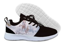 $enCountryForm.capitalKeyWord Australia - 2019 Hot Fashion God Of War 3d Casual Shoes For Men women High Quality Harajuku 3d Printing God Of War