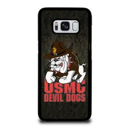 $enCountryForm.capitalKeyWord UK - Usmc Marine Devil Dogs Phone Case For Iphone 5c 5s 6s 6plus 6splus 7 7plus Samsung Galaxy S5 S6 S6ep S7 S7ep