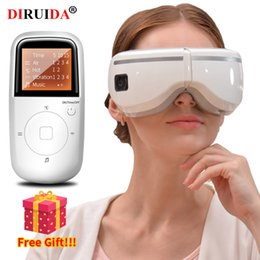$enCountryForm.capitalKeyWord NZ - Original New Smart Wireless Eye Massager Eye Health Care Machine Visual Protection Device Music & Vibration Relaxation Nursing T190711