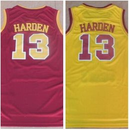 clothes shopping men 2020 - Personality 13 HARDEN College Basketball JerseyS,Discount Cheap College Basketball Wears,sports fan shop online store fo