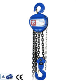 $enCountryForm.capitalKeyWord Australia - Suppliers sell well with high quality 1t-10t wholesale construction lifting hoist chain block,Manual chain hoist G60 2T6M HSZ-A