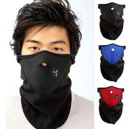 $enCountryForm.capitalKeyWord Australia - Leadbike Anti Cold Mask Warm Winter Ski Windproof Bike Bicycle Cycling Sports Half Face Cover Neck Mask Outdoor Masks Dust