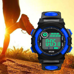 $enCountryForm.capitalKeyWord Australia - OTOKY Watch 30m Waterproof Men Sports Watches Digital LED Watch Fashion Casual Electronic Wristwatches 19April23