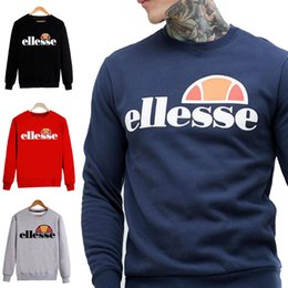 $enCountryForm.capitalKeyWord Australia - Ellesse Brand Mens Fashion Designer Hoodies Black Grey Navy Red Cotton High Quality Men Sports Designer Hoodie Long Sleeve Sweatshirts S-3XL