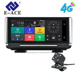 """$enCountryForm.capitalKeyWord Australia - E-ACE E01 Car DVR GPS 4G Navigation Tracker 7"""" Android 5.1 Car Camera WIFI 1080P ADAS Video Recorder For Tourism Navigators"""