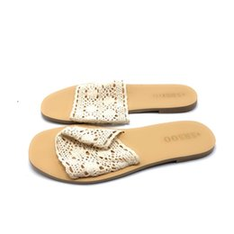 37e477b89ac Womens flat platform sandals online shopping - 2019 womens andals cream  laces hot fashion shoes with