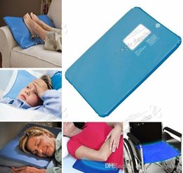 Summer Chillow Therapy Insert Sleeping Aid Pad Mat Muscle Relief Cooling Gel Pillow Ice Pad Massager No Box on Sale