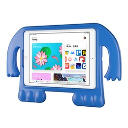 High Tablets Apple Australia - High Quality Popular EVA Kids Protective Shockproof Cover Case For Tablet For iPad 2019 All Models