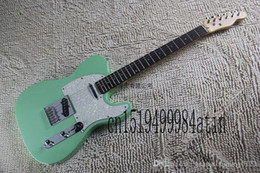 Discount classic guitar shop - QWES ADCF shipping New Custom Shop Telecaster Closet Classic Sonic Blue electric guitar