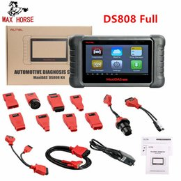$enCountryForm.capitalKeyWord Canada - Autel MaxiDAS DS808 K Upgrade version of DS708 DS808 Full System Car Diagnostic and ECU coding Tool with full OBD OBD2 adapters