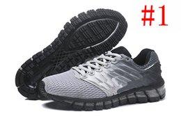 183de6428aaf22 Gel-Quantum 360 II Homme Black Gray White Men Shoes Cushion Shoes Original 2  2s Best Quality Hombre Sneakers Cheap Online