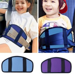 Seat belt Safety coverS kidS online shopping - Car Safety Belt Baby Safety Seat Belt Adjuster Pad Auto Kids Protection Seatbelt Strap Cover Car Accessories