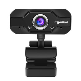 video camera web 2020 - Yoteen 1080P USB 2.0 HD WebCam Web Camera 110 Degree Wide Angle Lens Video with Built-in Stereo Microphone Clip-on PC La