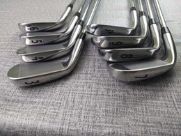 $enCountryForm.capitalKeyWord Australia - New Golf Club A2-714 Silvery Iron 8 picec Suits 3-9.P Loft R S Flex Steel Shaft With Head Cover Free Delivery