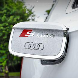 Großhandel 2018 neue Audi Q5L Tankdeckel Dekoration Q5L Tankdeckel Aufkleber Q5L Refit