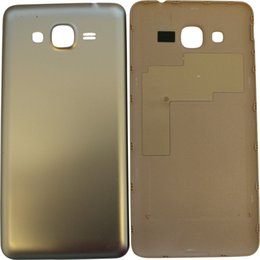$enCountryForm.capitalKeyWord Australia - 50PCS Battery back cover housing for Samsung Galaxy Grand Prime G530 G530H battery cover case back shell chassis