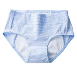 71f49f703ce Cotton Underwear Briefs Trendy Clothes Menstrual Moon Period Women Antibacterial  Elastic Comfortable Soft Breathable Leak Proof Panties