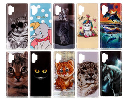 $enCountryForm.capitalKeyWord NZ - Soft IMD TPU Case For Huawei P30 Pro P20 Lite 2019 P Smart Z Y5 Y6 Y7 2019 Wolf Dolphin Unicorn Cat Tiger Animal Cartoon Fashoin Skin Cover