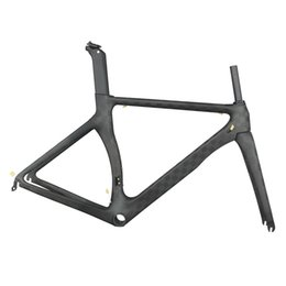$enCountryForm.capitalKeyWord Australia - 18K weave carbon fiber high quality aero design bike frames including frame fork seatpost