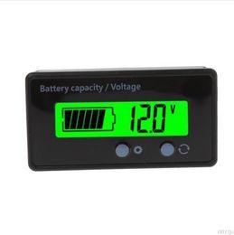 $enCountryForm.capitalKeyWord UK - 8-70V LCD Acid Lead Lithium Battery Capacity Indicator Voltmeter Voltage Battery Testers Tools