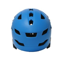 kid bicycles UK - Kids 4-8 Years Bicycle Cycling Helmet Led Light Bike Equipment Safe Security Climbing Helmet Skateboard Horse Riding Motorcycle