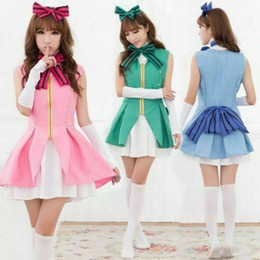 Wholesale love live kotori minami cosplay for sale - Group buy Love Live Start dash Minami Kotori Lolita Dress Cosplay Costume