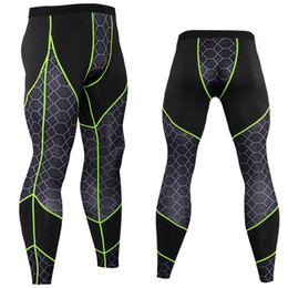 $enCountryForm.capitalKeyWord Canada - Wholesale Compression Pants Sports Running Tights Men Jogging Leggings Fitness Gym Clothing Sport Leggings Men Trousers
