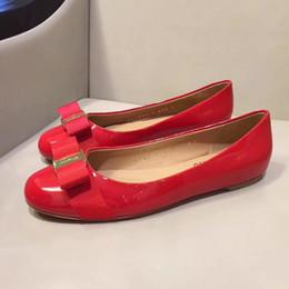 $enCountryForm.capitalKeyWord Australia - 2019 Womens Pumps Fashion Spring Summer Fashion Round Toe Flat Heel Loafers Casual Single Shoes Lady Wedding Pump Varina Ballet Flat Zapatos