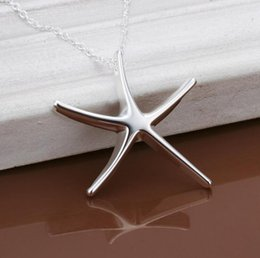 the jewelry factory UK - High Grade 925 Silver The Sterling Three-piece Starfish Jewelry Set Factory DFMSS124 New Brand Direct 925 Silver Necklace Bracelet Earr Jbvd