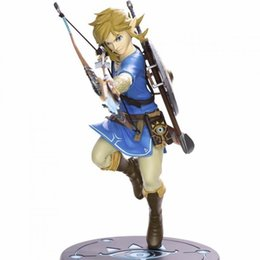 $enCountryForm.capitalKeyWord Australia - 32cm 3ds Japanese Anime Figures Legend Of Zelda Figma Link Action Figure Great For Collection Nintendo Action & Toy Figures