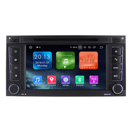 DvD china online shopping - Zhuohan Inch HD Android Car DVD Player for VW Touareg with Bluetooth GPS AD L7056