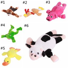 Chinese  Flying Anima Slingshot Plush Soft Toy Fantastic Funny Screaming Flying Monkey Pig Duck Plush Toy HHA1076 manufacturers