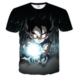 $enCountryForm.capitalKeyWord Australia - 2019 New Dragon Ball Z T Shirts Men Super Saiyan Ultra Instinct Kids Goku Vegeta Printed Cartoon T-shirt Top Tees Plus Size Y19072201